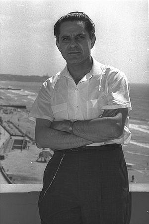 Leonard Rose - Leonard Rose in 1961