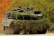 Leopard 2A6, PzBtl 104