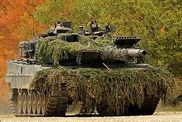 Foto carro armato leopard 30