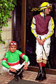 "Lexington kentucky - Keeneland Jockeys ""Rafael Bejarano-seated"" (2144393729) (2).jpg"