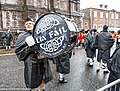 Lia Fail Pipe Band, New Jersey, USA - Getting Ready For The 2013 Patrick's Day Parade (8566954482).jpg
