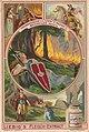 Liebigbilder 1903, Serie 559. Frauengestalten aus Opern Richard Wagner's - 1 Brünhilde - Walküre.jpg