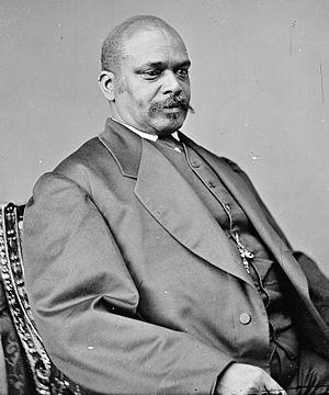 Oscar Dunn - Image: Lieut. Governor Dunn, La NARA 527896