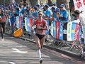Liliya Shobukhova, London Marathon 2011.jpg