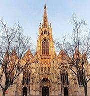 L'église Saint Maurice de Lille a souffert du gel