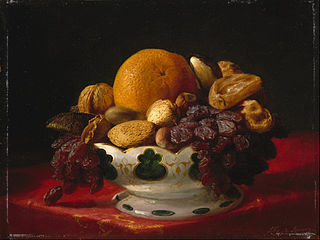 Oranges, Nuts, and Figs