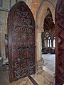 Lincoln Cathedral - Chapter House Door - geograph.org.uk - 690734.jpg