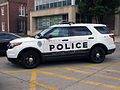 Lincoln Police SUV (2), Lincoln Police Department, Lincoln, Nebraska, USA.jpg