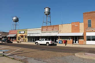 Linden, Texas - Image: Linden 1