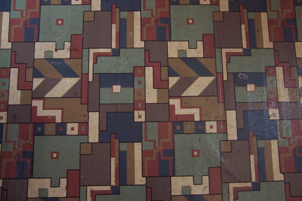 Linoleum wikipedia for Lino flooring