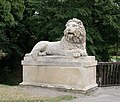 Lion statue - Laxenburg.jpg