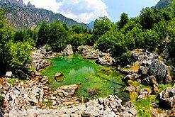 Liqeni i Xhemës - Valbonë 01.jpg