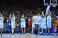 Lithuania national basketball team after game.jpg