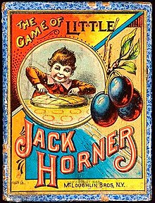 Little Jack Horner Wikipedia