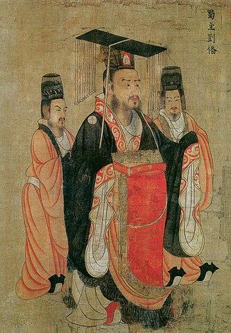 Liu Bei, Emperor of Shu Han