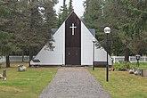 Fil:Ljungdalens kapell framifrån.jpg