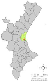Localització de Silla respecte del País Valencià.png