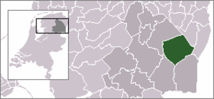 Borger, Netherlands - Image: Locatie Borger Odoorn