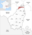 Locator map of Kanton Annonay-2 2019.png