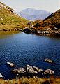 Lochan on Stob Gaibhre - geograph.org.uk - 369475.jpg