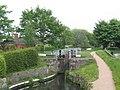 Lock restoration, Carreghofa Locks - geograph.org.uk - 847688.jpg