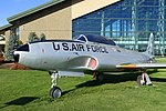 Lockheed T-33A Shooting Star, 1948 - Evergreen Aviation & Space Museum - McMinnville, Oregon - DSC00453.jpg