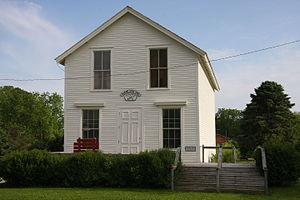 Pleasant Grove Masonic Lodge - Image: Lodge 22Pleasant Grove MN