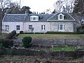 Lodge by Bridge of Dee in Aboyne - geograph.org.uk - 357088.jpg