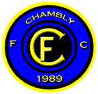 FC Chambly - Image: Logo FC Chambly