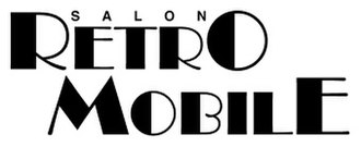 Rétromobile - Rétromobile Logo