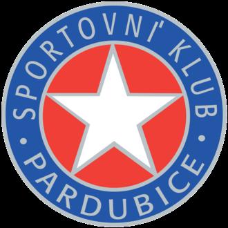 SK Pardubice - Image: Logo SK Pardubice