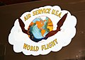 Logo on the Douglas World Cruiser - Chicago - Smithsonian Air and Space Museum - 2012-05-15 (7271389998).jpg