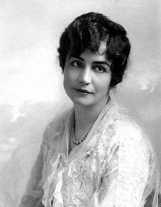 Lois Weber - Weber in 1916