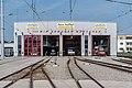 Lokalbahn Gmunden Vorchdorf Bahnhof Eggenberg Remise-9136.jpg