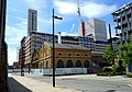 London-Woolwich, Royal Arsenal, Arsenal Way 03.jpg