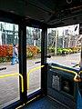 London W4 bus interior, Broad Lane, Tottenham 1.jpg
