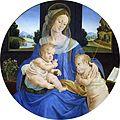 Lorenzo di Credi - Madonna col Bambino con San Giovanni Battista (Galleria Borghese).jpg