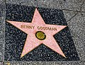Los Angeles (California, USA), Hollywood Boulevard, Benny Goodman -- 2012 -- 4977.jpg