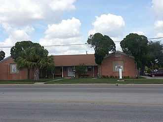 National Register of Historic Places listings in Bee County, Texas - Image: Lott Canada School 2012 09 26 13 32 25