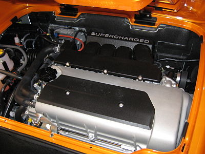 supercharged 2zz-ge installed in lotus elise sc