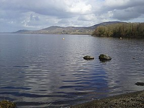 Lough Derg, Ballycuggaran, Co Clare - geograph.org.uk - 1772010.jpg