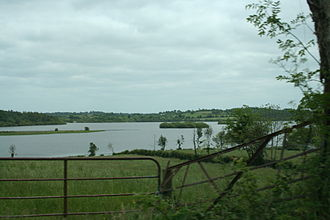 Lough Gowna - Image: Lough Gowna (230569952)