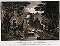 Louis-François Cassas, Antioche, appeler par les Arabes Anthakyeh, Vue de la pote Bab El Medynah.jpg
