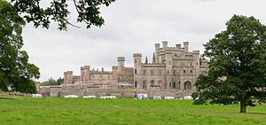 Lowther Castle - Lowther Castle