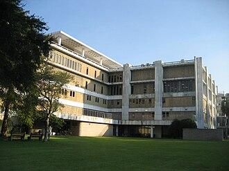 Loyola University New Orleans - Monroe Hall, pre-renovation