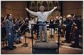 Lucas Vis neemt na 8 jaar afscheid als chef-dirigent van het Noordhollands Philharmonisch Orkest met een concert in het concertgebouw. NL-HlmNHA 54036340.JPG