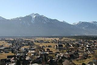 Ludesch,  Vorarlberg, Austria