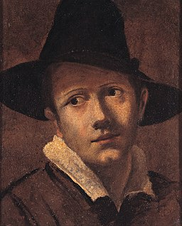 Ludovico Carracci - Portrait of a Young Man - Google Art Project