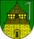Coat of arms of Lütau