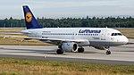 Lufthansa Airbus A319-100 (D-AILK) at Frankfurt Airport.jpg